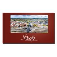 Fotobok – Nässjö lite grann från ovan